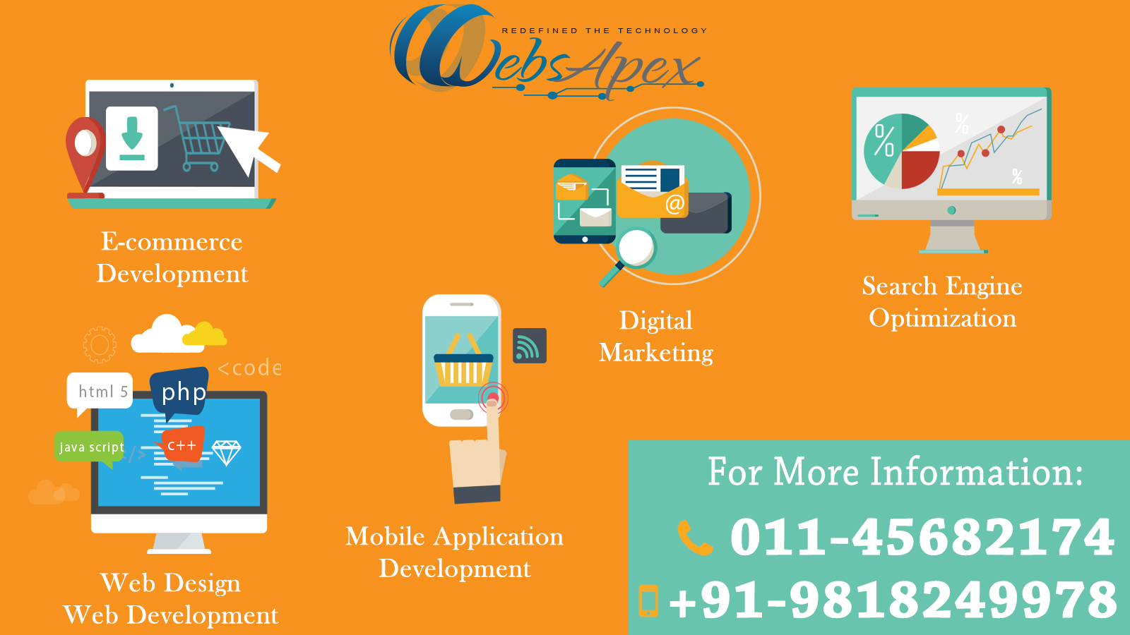 WebsApex   Ecommerce Web Design and Web Development Company