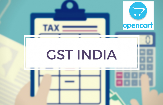 How to Add Indian GST Tax in Opencart